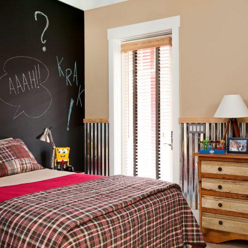 VISION House - PRINT-11 boy room
